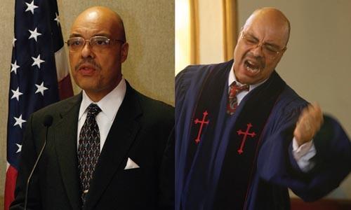 Rev. Ricky Burgess - HEATHER MULL