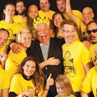 Winning: Rick Sebak is a Pittsburgh favorite in the 2014 Readers' Poll