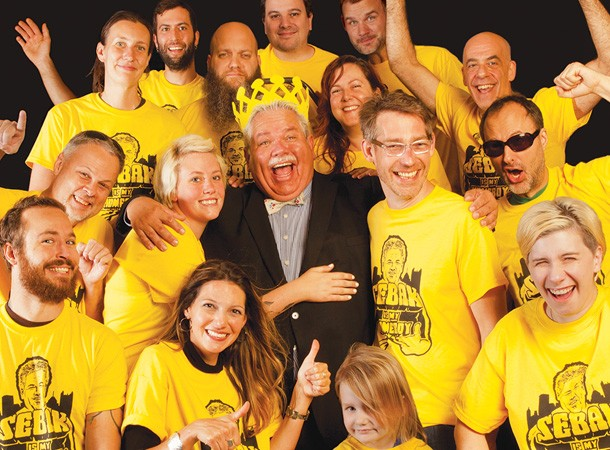 Rick Sebak is a Pittsburgh favorite in the 2014 City Paper Best of