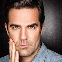 Rob Delaney will give you more than pork chops