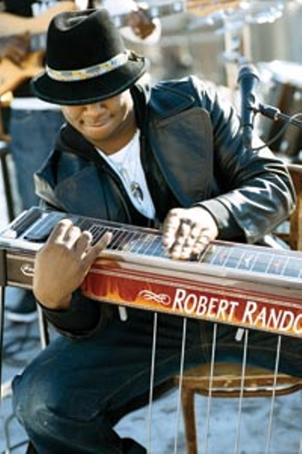 Robert Randolph
