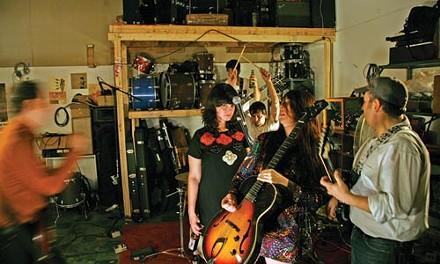 Rock revival: Major Stars