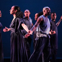 Acclaimed company Ronald K. Brown/Evidence returns for first time in six years