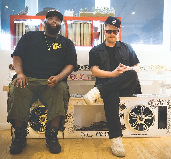 RTJ2 proved a worthy sophomore effort from super duo Run the Jewels (Killer Mike and El-P)