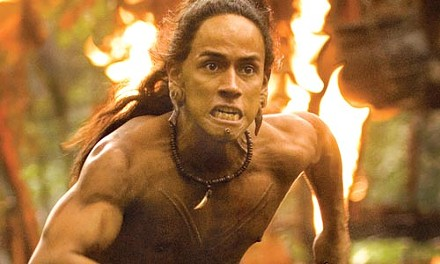 Run through the jungle: Rudy Youngblood stars in Apocalypto.