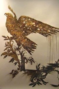 "Sarah Smith's ""Eagle,"" at Sworn In"