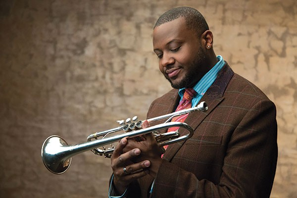 Sean Jones Trumpeter moving to Boston