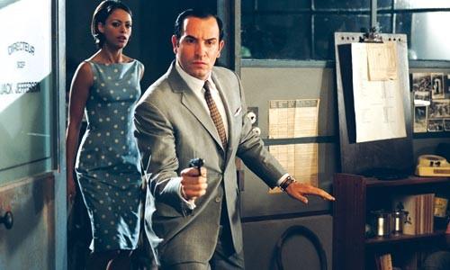 Secret-agent man OSS 117: Jean Dujardin