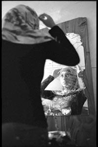 "See sharp: Rania Mattar's ""Broken Mirror, Beirut."""