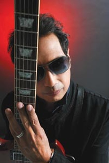 Sensitive boy: Alejandro Escovedo