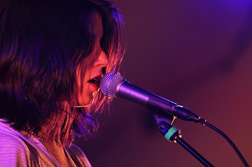 Sharon Van Etten at Carnegie Lecture Hall