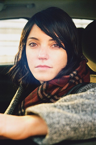 Sharon Van Etten mended broken hearts and employed woodwinds in 2014