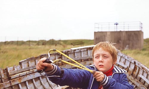 Shaun (Thomas Turgoose), adrift and aimless