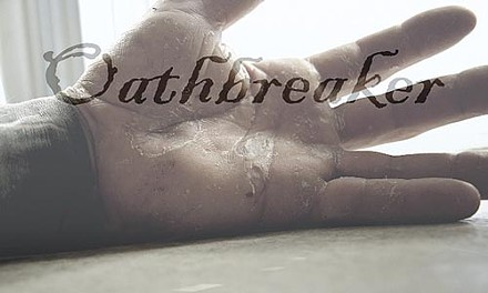 """Shedding by friction: from Andy Nelson's """"Oathbreaker."""""""
