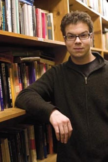 Shelf life: Ben Lerner's Angle of Yaw was a National Book Award finalist.