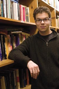 Shelf life: Ben Lerner's Angle of Yaw was a National Book Award finalist.