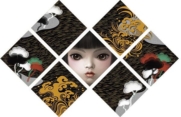 ART BY HIROMI.