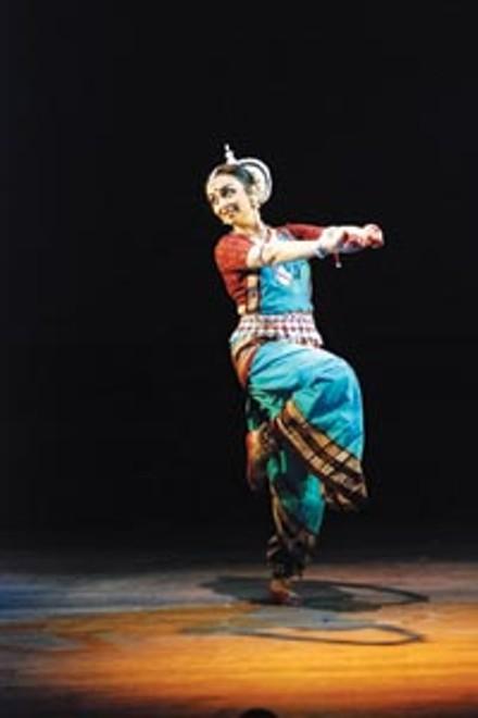 COURTESY OF SRISHTI DANCES OF INDIA