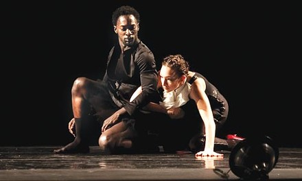 Sidra Bell Dance New York at the Kelly-Strayhorn (Oct. 8 and 9)