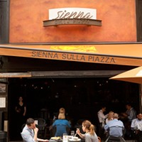Sienna Sulla Piazza  Photo by Heather Mull