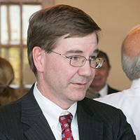 Silent Vote: Tea-party Congressman Keith Rothfus is seeking a second term, so how come nobody seems to care?