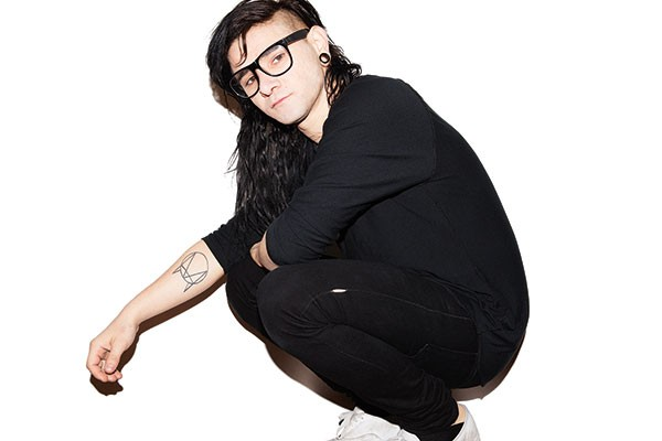 Skrillex at Stage AE