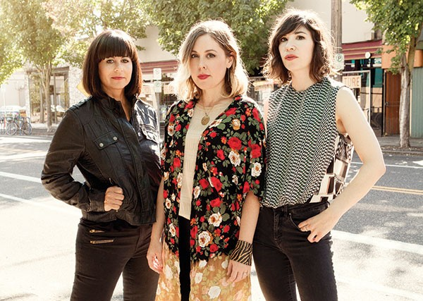 Sleater-Kinney plays Stage AE
