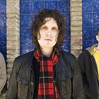 Bad-boy Brits The Fratellis offer laddish jams with <i>Here We Stand</i>