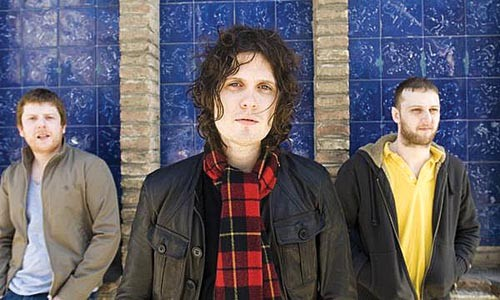 Smell like cabbage: The Fratellis