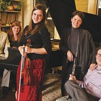 Living Room Chamber Music Project brings classical tunes into local homes