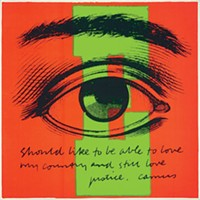 <i>Someday Is Now: The Art of Corita Kent</i>, at Warhol