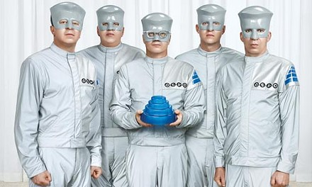Something for everybody: Devo