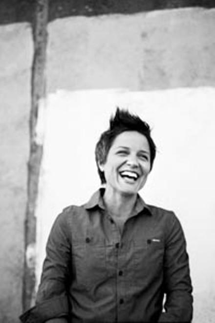 Sometimes hired gun, sometimes bandleader: Allison Miller