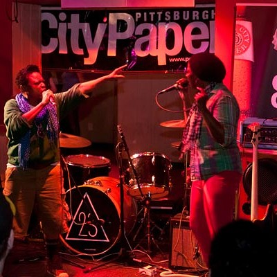 Pittsburgh City Paper Sounding Board: Local Music Series