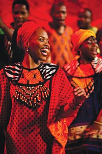 Soweto Gospel Choir at Byham Theater