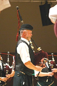 St. Laurence O'Toole Pipe Band