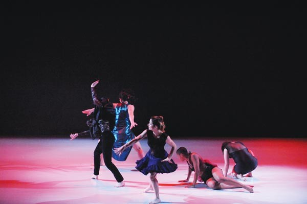 Stacey Pearl Dance Project will debut new work at newMoves.