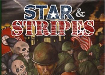 Stars and Stripes Comic Book