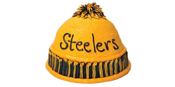 Steelers-Themed Baked Goods at Bethel Bakery