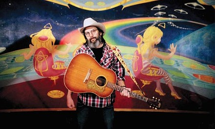 Steve Earle: singer, songwriter, American tall tale.