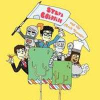 Steve Goldberg's senior project an orchestral-pop gem