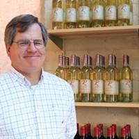 Steve Russell, of R Wine Cellar