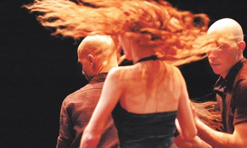 "Stravinsky and salsa: Emanuel Gat's ""Rite of Spring."""