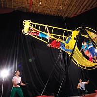 <i>STREB: Forces</i> is part dance, part circus, part stunt show.