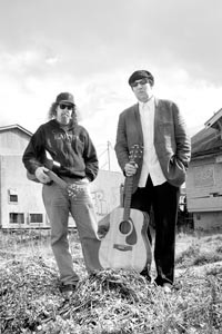 Sublime frequencies: The Brothers Unconnected - PHOTO COURTESY MARK SULLO