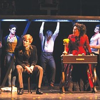 <i>Sweeney Todd </i>at Carnegie Mellon School of Drama.