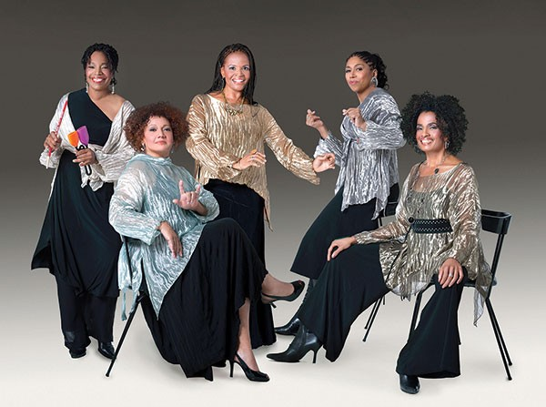 Sweet Honey in the Rock, Nov. 9 at Byham Theater