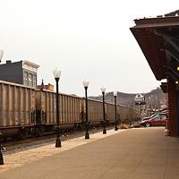 Tarentum Station  Photo by Heather Mull