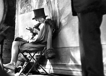 The Carnegie hosts a 20<sup>th</sup>-century photography pioneer's quietly celebratory take on reading.