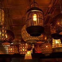 Thai Cottage Thai Cottage lanterns Photo by Heather Mull